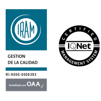 IRAM ISO 9001 | Engee IT