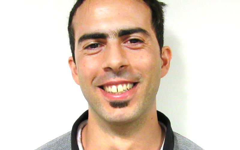 Diego Di Tomaso, Desarrollador en Engee IT